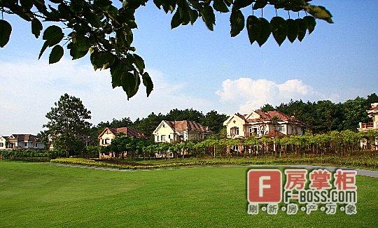 南昌保利国际高尔夫花园