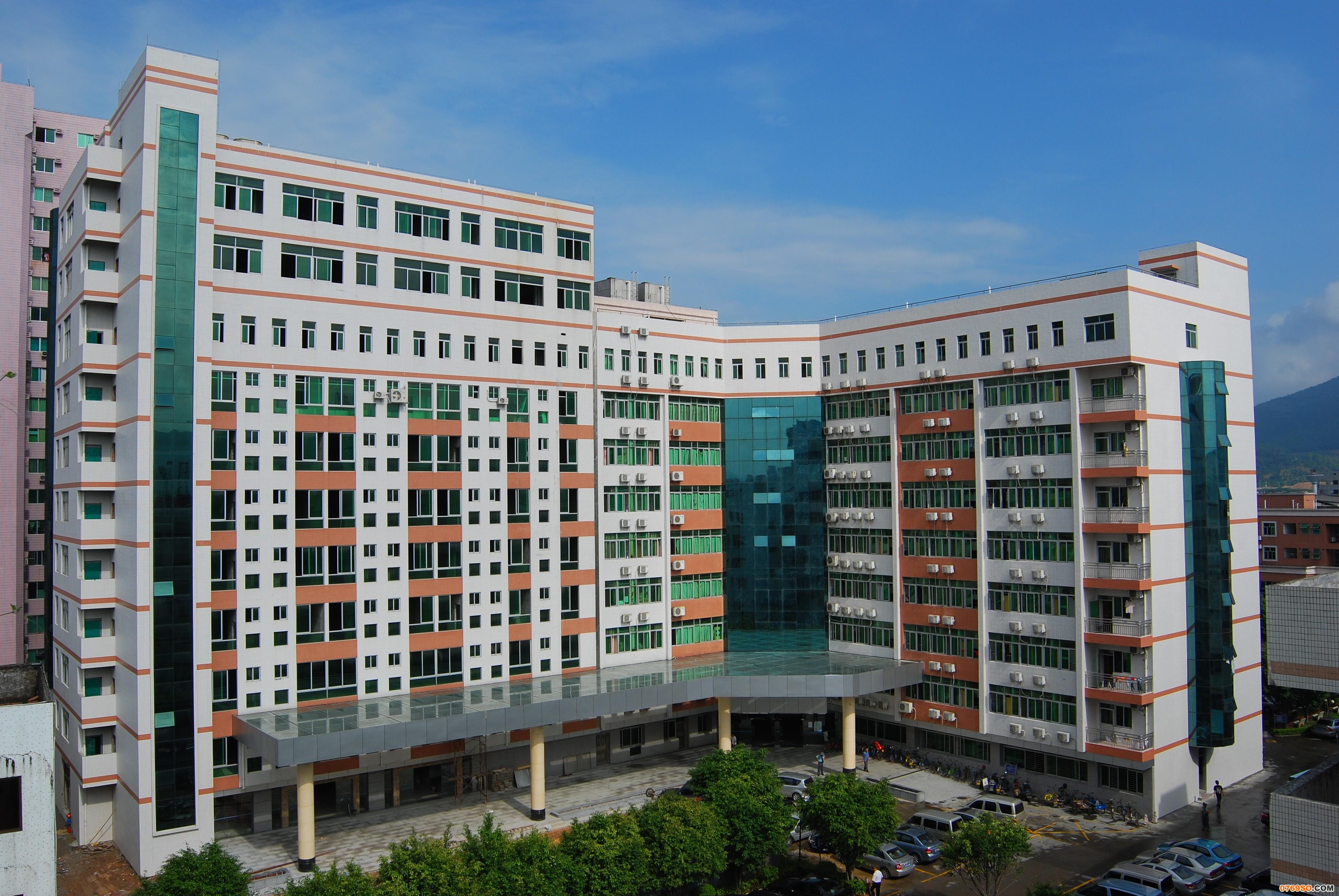 简欧医院建筑设计